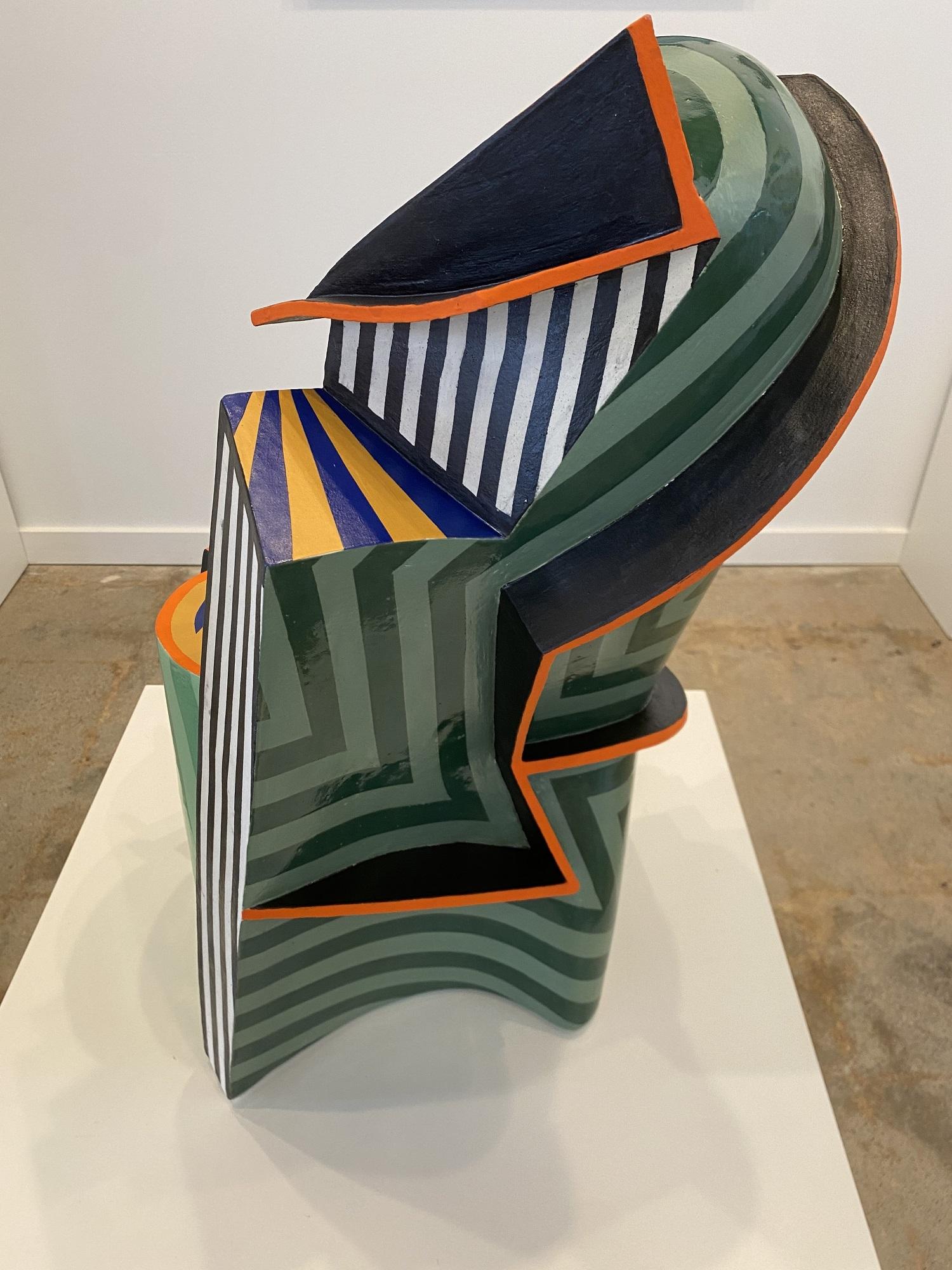 "Garet Reynek, ""Untitled,"" Stoneware"