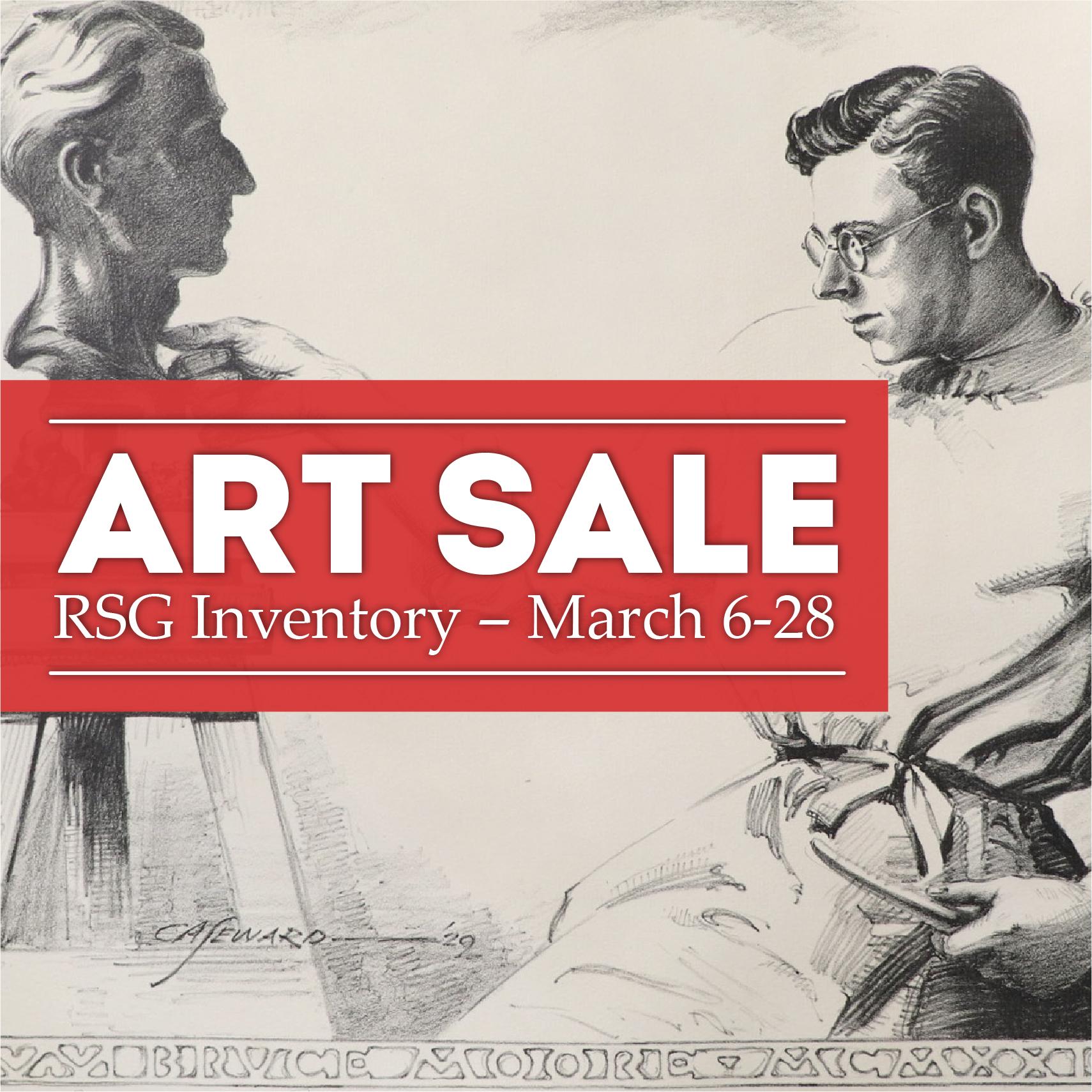 ART SALE : RSG Inventory